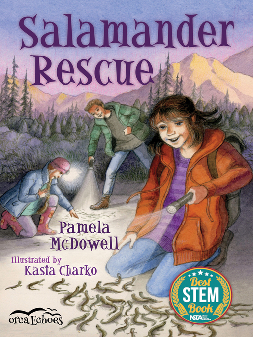 Cover of Salamander Rescue