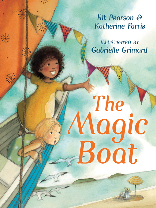 Cover image for book: The Magic Boat