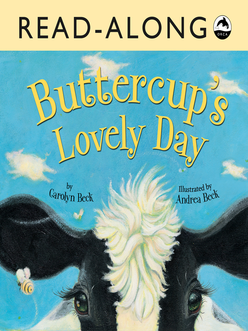 Cover of Buttercup's Lovely Day Read Along