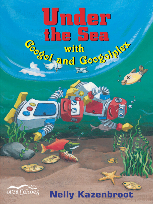 Title details for Under the Sea by Nelly Kazenbroot - Available