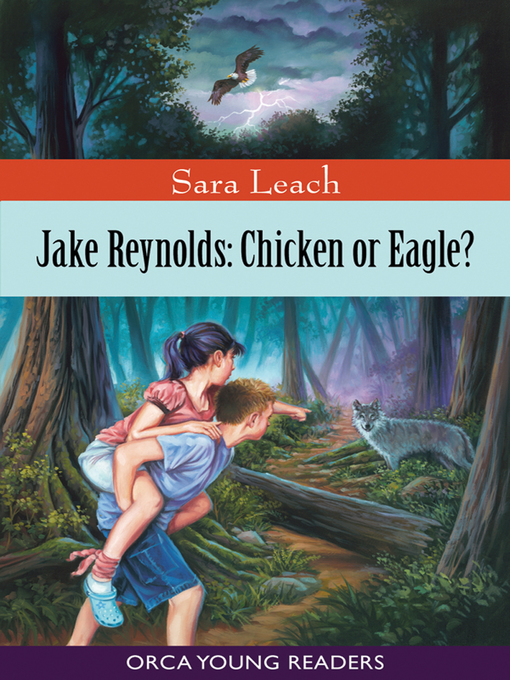 Title details for Jake Reynolds by Sara Leach - Available