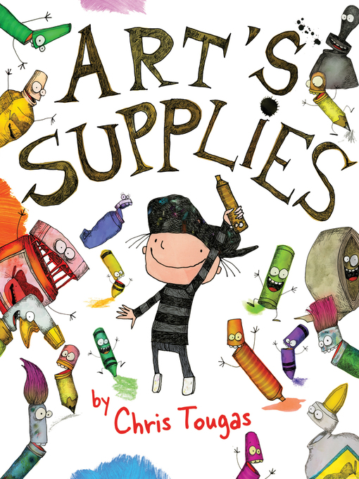 Title details for Art's Supplies by Chris Tougas - Available