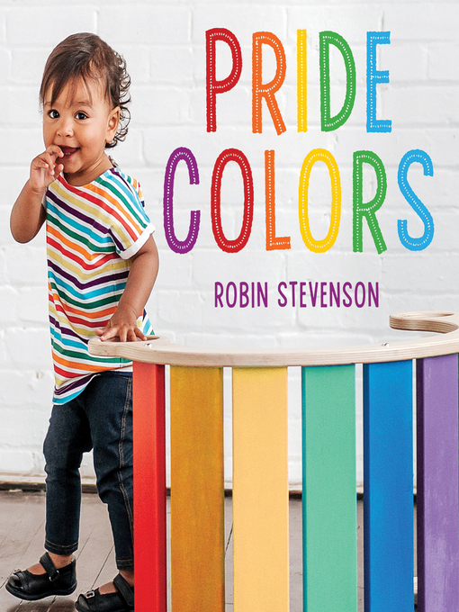 Title details for Pride Colors by Robin Stevenson - Available