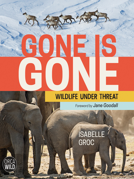 Title details for Gone is Gone by Isabelle Groc - Wait list