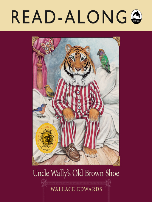 Cover of Uncle Wally's Old Brown Shoe Read Along