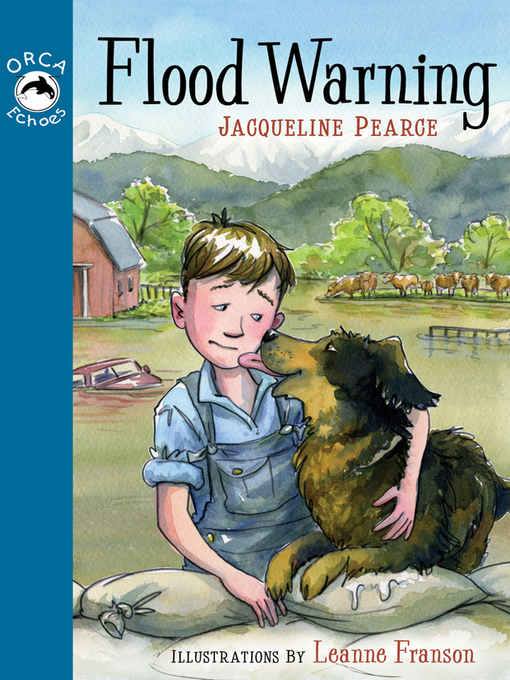 Title details for Flood Warning by Jacqueline Pearce - Wait list