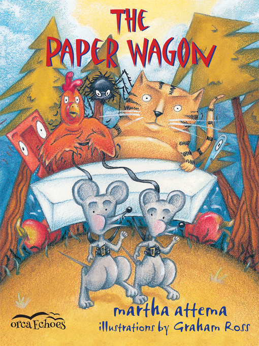 Title details for Paper Wagon by Martha Attema - Available