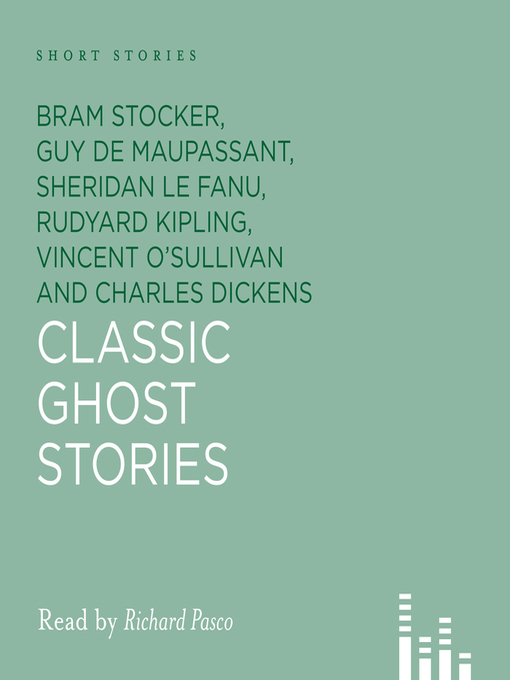 Title details for Classic Ghost Stories by Bram Stocker - Available