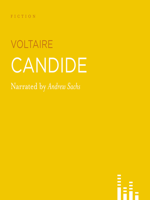 Title details for Candide by Voltaire - Wait list
