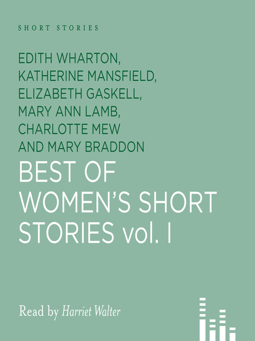 Title details for Best of Women's Short Stories 1 by William J. Locke - Available