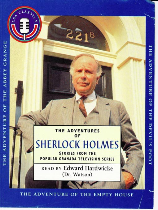 Title details for Adventures of Sherlock Holmes, Volume 1 by Sir Arthur Conan Doyle - Available