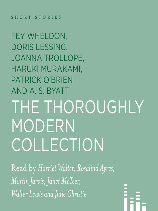 Title details for The Thoroughly Modern Collection by Angela Huth - Wait list