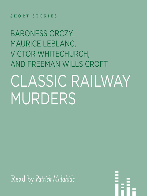 Cover of Classic Railway Murders