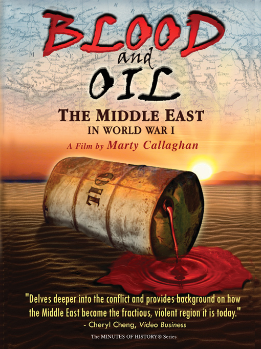 Title details for Blood and Oil by Marty Callaghan - Available