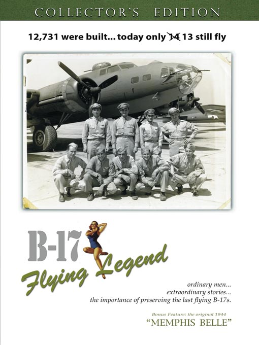 Title details for B-17 Flying Legend by Fortress Films - Available