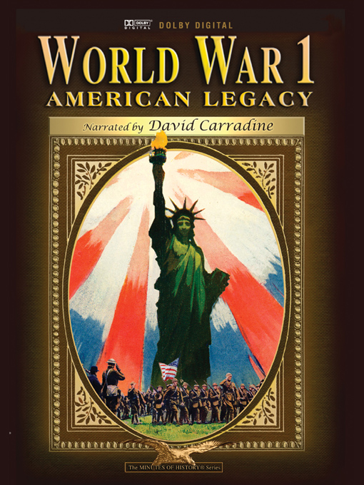 Cover of World War 1