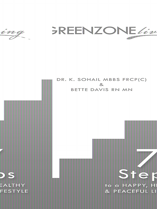 Title details for Green Zone Living: 7 Steps to a Happy, Healthy and Peaceful Lifestyle by Khalid Sohail - Available