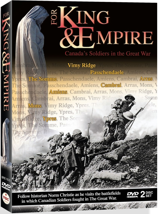 Cover of For King and Empire