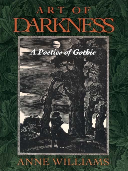 Title details for Art of Darkness by Anne Williams - Available