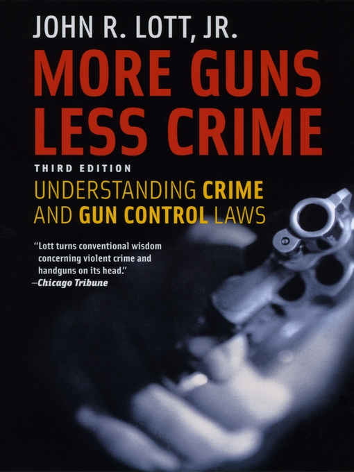 an argument against gun control because it will not reduce violent crime Society should be against a gun ban because the united states government is attempting to reduce violent crime by gun control is not crime control.