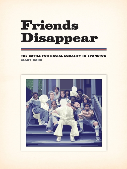 Title details for Friends Disappear by Mary Barr - Wait list
