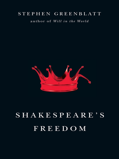 Cover of Shakespeare's Freedom
