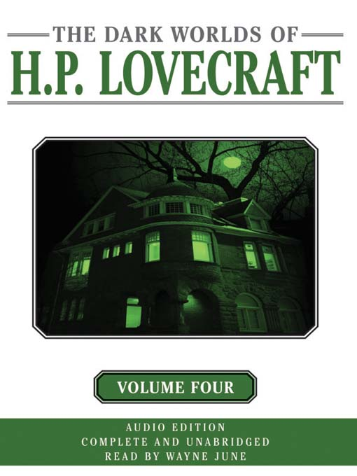 Title details for Dark Worlds of H. P. Lovecraft, Volume Four by H. P. Lovecraft - Available