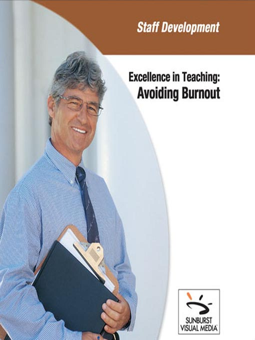 Title details for Avoiding Burnout by Sunburst Visual Media - Wait list