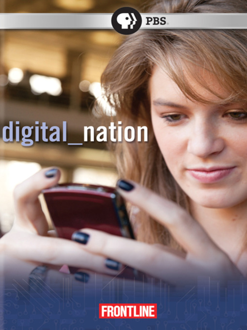 digital nation Powerful look at the impact of technology on our children read common sense media's digital nation: life on the virtual frontier review, age rating, and parents guide.