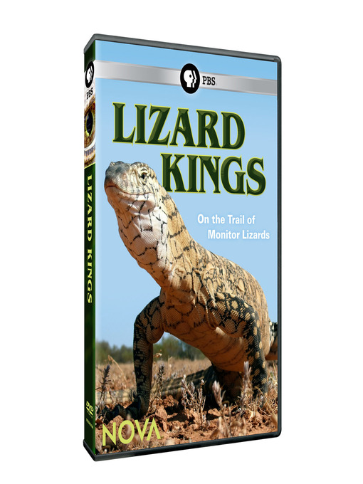 Title details for Lizard Kings by NOVA - Available