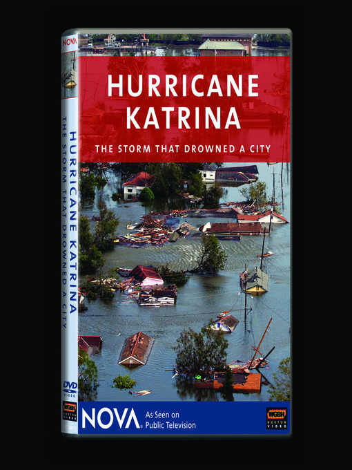 Title details for Hurricane Katrina by WGBH - Available