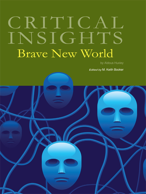 an analysis of aldous huxleys book brave new world The book called brave new world 1138 and aldous huxleys brave new world topic idea in aldous huxley's brave new world and brave new world revisited for.