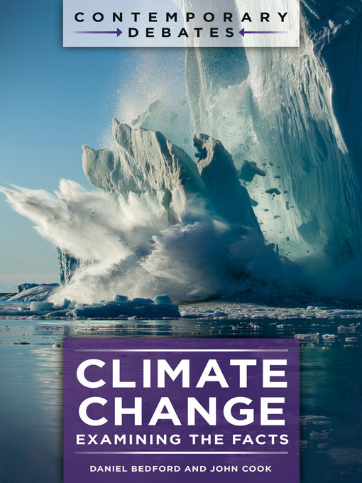 Title details for Climate Change by Daniel Bedford - Wait list
