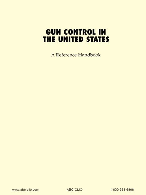 the debate about the controversial issue of gun control in the united states The gun control debate has always been highly contentious in the united states  what is gun control and gun as controversial as the issues surrounding gun.