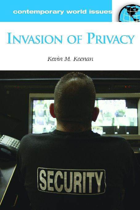 Title details for Invasion of Privacy by Kevin Keenan - Available