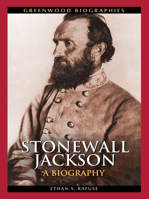 a short biography of thomas j jackson An incredible site with history and pictures of stonewall jackson biography stonewall jackson biography thomas j jackson was born in virginia about the.