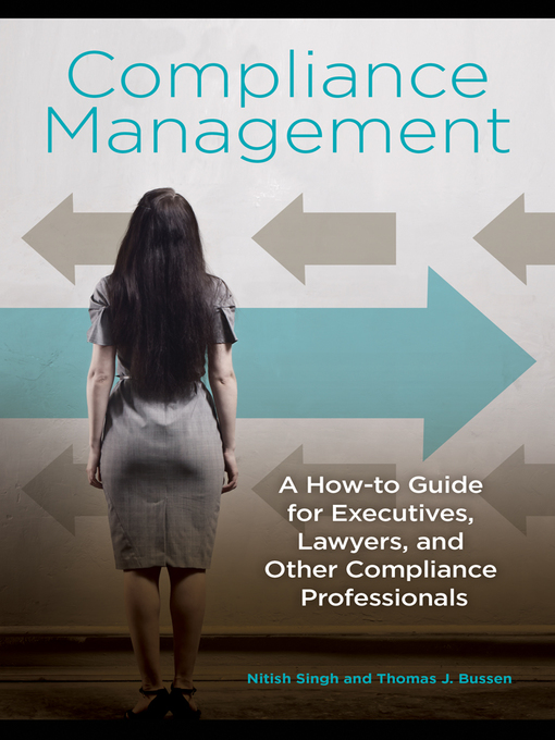 Title details for Compliance Management by Nitish Singh Ph.D. - Available