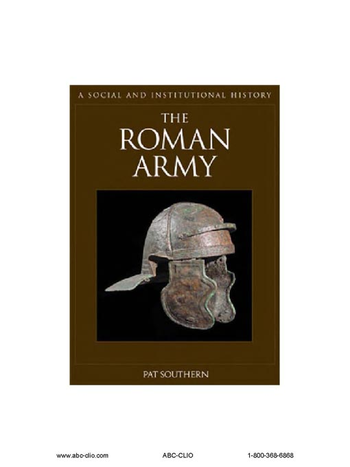 why was the roman army so