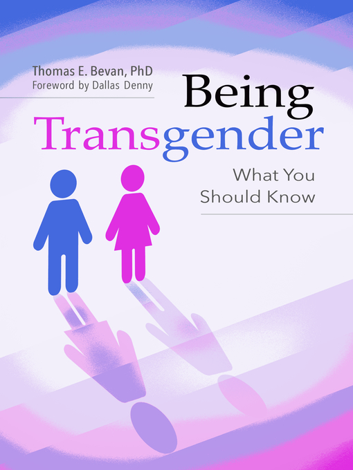 Title details for Being Transgender by Thomas Bevan - Available