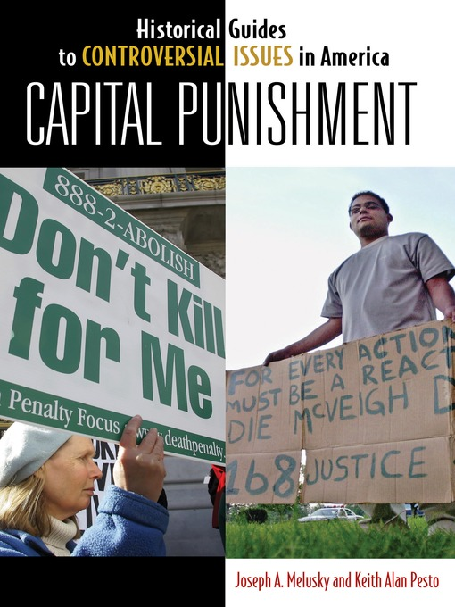 a study of the issue of capital punishment in america