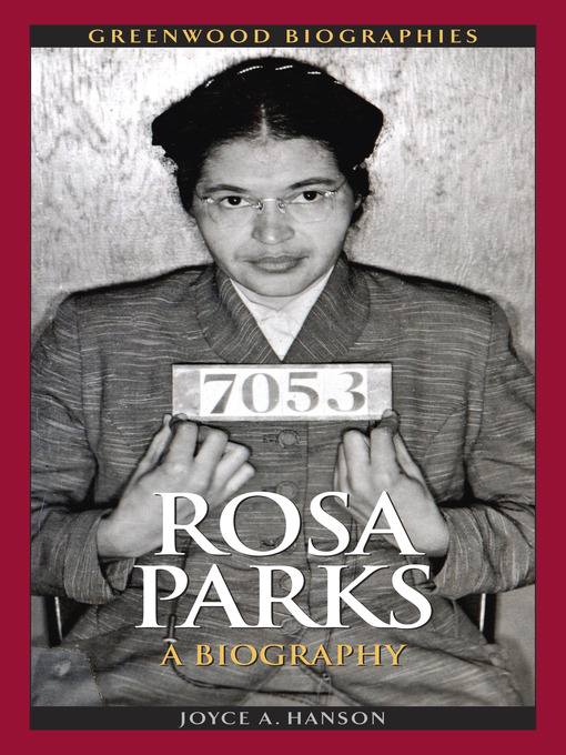 "a biography of the life and times of rosa parks Rosa louise parks biography rosa louise parks was nationally recognized as the ""mother of the modern day civil rights movement"" in america her refusal to surrender her seat to a white male passenger on a montgomery, alabama bus, december 1, 1955, triggered a wave of protest december 5, 1955 that reverberated throughout the united states."