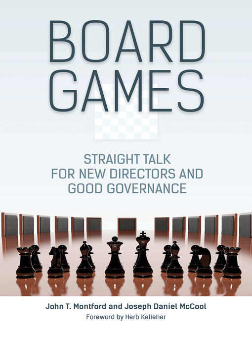 Title details for Board Games by John T. Montford - Available