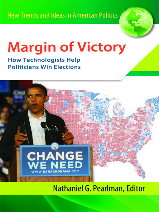 Title details for Margin of Victory by Nathaniel G. Pearlman - Available
