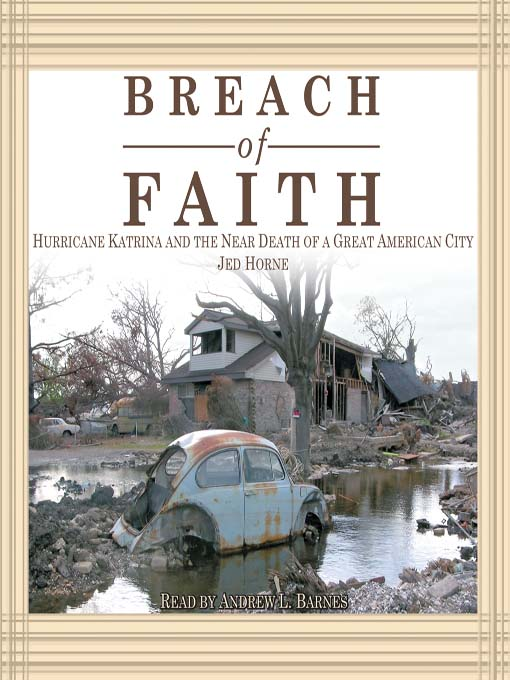 Title details for Breach of Faith by Jed Horne - Wait list