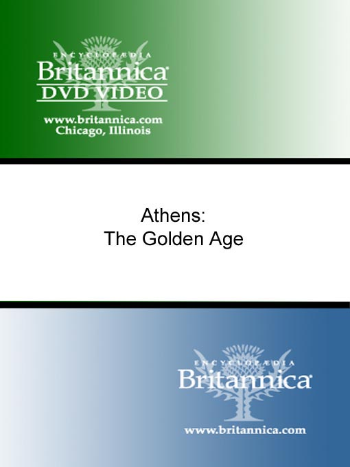 Title details for Athens by Encyclopaedia Britannica - Available