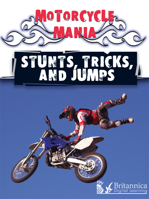 Title details for Stunts, Tricks, and Jumps by David Armentrout - Available