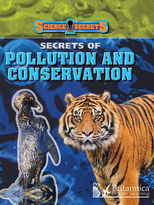 Title details for Secrets of Pollution and Conservation by Sean Callery - Available