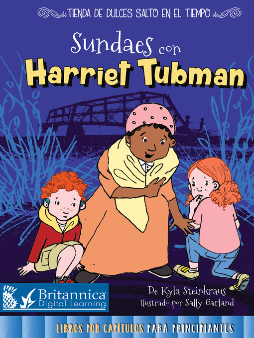 Cover of Sundaes con Harriet Tubman (Sundaes with Harriet Tubman)