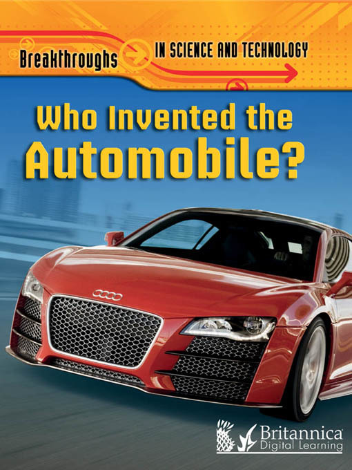Title details for Who Invented the Automobile? by Brian Williams - Available