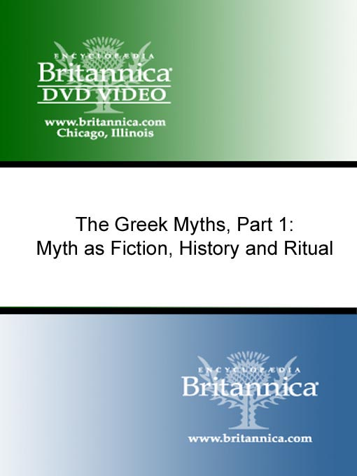 Title details for The Greek Myths, Part 1 by Encyclopaedia Britannica - Available